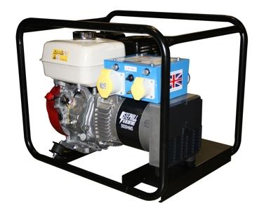 Petrol Generator 5KVA/4KW - four stroke